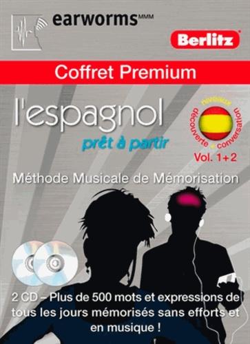 Berlitz - L'espagnol - Coffret premium 2 CDs.