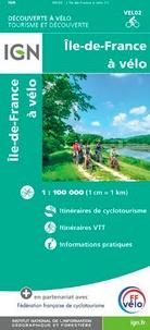 IGN - L'Ile-de-France à vélo.