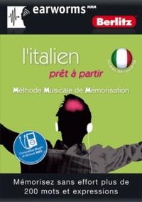 Berlitz - L'italien prêt à partir. 1 CD audio