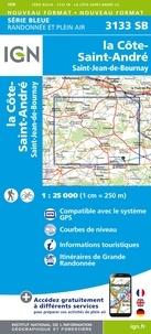 La Côte-Saint-André, Saint-Jean-de-Bournay - 1/25 000.pdf