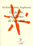 Archimandrite Sophrony - .
