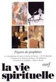 Jacques Vermeylen et Catherine Aubin - La vie spirituelle N° 748 Septembre 200 : Figures de prophètes.