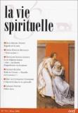 Eric de Clermont-Tonnerre et Laurent Lemoine - La vie spirituelle N° 751 Mars 2004 : .