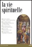 Philippe Lefebvre et Jean-Pierre Torrell - La vie spirituelle N° 752, Mai 2004 : .