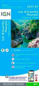 Lac dIssarles, Thueyts - Sources de la Loire : 1/25 000.pdf