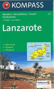 Kompass - Lanzarote - 1/50 000.