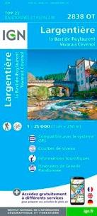 Largentière - La Bastide-Puylaurent, Vivarais, Cenevol : 1/25 000.pdf