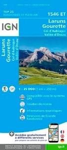 Laruns Gourette Col dAubisque Vallée dOssau - 1/25 000.pdf