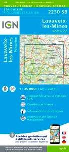 Lavaveix-les-Mines Pontarion - 1/25 000.pdf