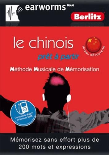 Berlitz - Le chinois prêt à partir - CD audio.