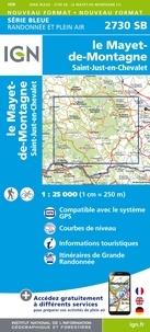 Le Mayet-de-Montagne, Saint-Just-en-Chevalet - 1/25 000.pdf