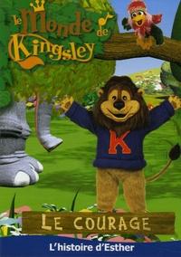 Société biblique française - Le Monde de Kingsley Tome 1 : Le courage - L'histoire d'Esther, DVD.