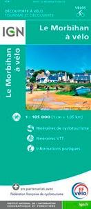 IGN - Le Morbihan à vélo - 1/105 000.