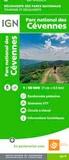 IGN - Le parc national des Cévennes - Découverte des parcs nationaux 1/50000.