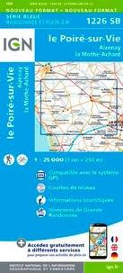 Le Poiré-sur-Vie, Aizenay, Les Achards - 1/25 000.pdf