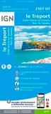 IGN - Le Tréport/Saint-Valéry-sur-Somme, Baie de Somme.
