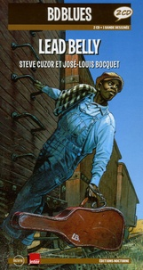 José-Louis Bocquet et Steve Cuzor - Lead Belly. 2 CD audio