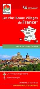 Michelin - Les plus beaux villages de France - 1/1 000 000.