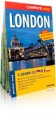 Express Map - London - Pocket map, 1/20 000.