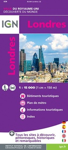 IGN - Londres - 1/15 000.
