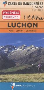 Editions Rando - Luchon - 1/50 000.