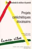 Marc Pelchat et Alphonse Borras - Lumen Vitae Volume 58 N° 4, Déce : Projets catéchétiques diocésains.