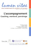 Raymond Brodeur et Renée Houde - Lumen Vitae Volume 63 N° 2 : L'accompagnement - Coaching, mentorat, parrainage.