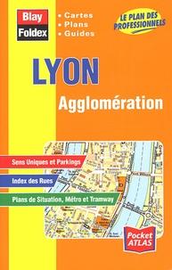 Blay-Foldex - Lyon agglomération - Pocket atlas.