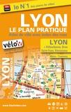 Blay-Foldex - Lyon le plan pratique - Atlas de ville avec index des rues.