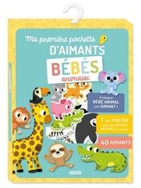 Pamela Barbieri - Ma première pochette d'aimants Bébés animaux.