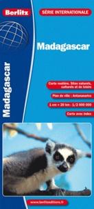 Berlitz - Madagascar - 1/2 000 000.