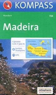 Horst-Hennek Rohlfs - Madeira - 1/50 000.