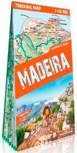 TerraQuest - Madeira - 1/50 000.