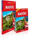 Piotr Jablonski et Anna Mlynowska - Madère - Guide + carte 1/52 000.