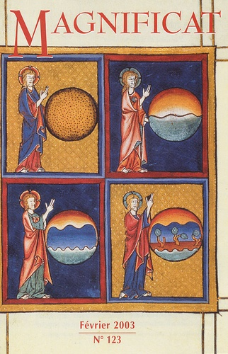 Collectif - Magnificat Petit format N° 123, Février 2003 : .