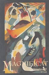 Bernadette Mélois et  Collectif - Magnificat Petit format N° 144, Novembre 200 : .