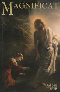 Bernadette Mélois - Magnificat Petit format N° 245, Avril 2013 : .