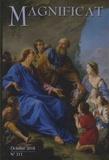 Bernadette Mélois - Magnificat Petit format N° 311, octobre 2018 : .