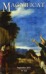 David Gabillet - Magnificat Petit format N° 322, septembre 20 : .