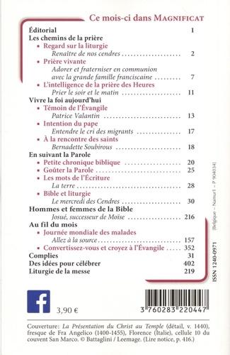 Magnificat Petit format N° 327, février 2020