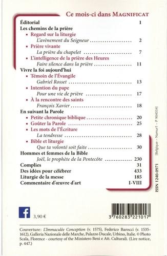 Magnificat Petit format N° 337, décembre 202