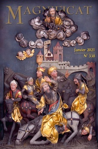 David Gabillet - Magnificat Petit format N° 338, janvier 2021 : .