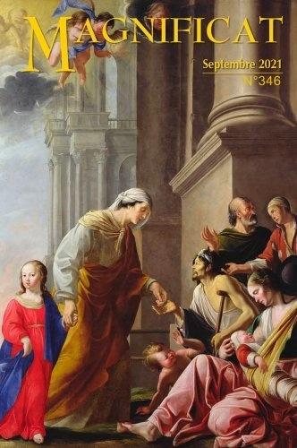 David Gabillet - Magnificat Petit format N° 346, septembre 20 : .