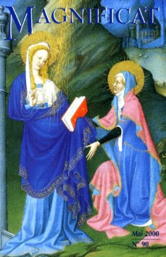 Bernadette Mélois et  Collectif - Magnificat Petit format N° 90, Mai 2000 : .