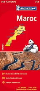 Michelin - Maroc - 1/1 000 000.