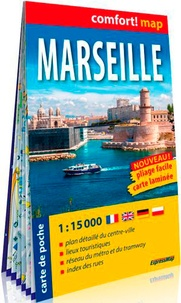 Express Map - Marseille - 1/15 000.