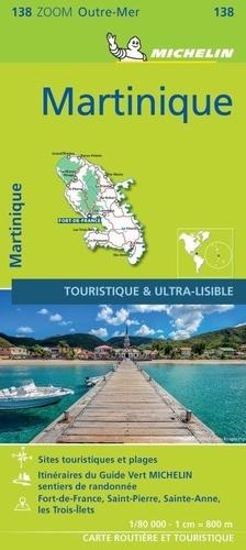 Michelin - Martinique - 1/80 000.