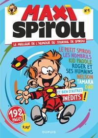 Dupuis - Maxi Spirou N° 1 : .