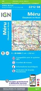 Méru, Chaumont-en-Vexin - 1/25 000.pdf