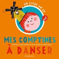 Laurent Pradeau et Aurélie Guillerey - Mes comptines. 1 CD audio
